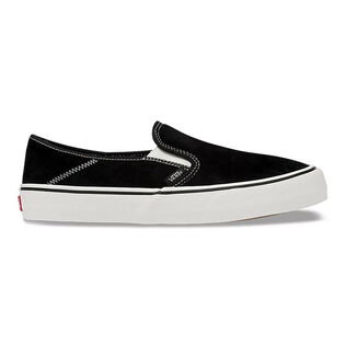 Men's Suede & Sherpa Slip-On SF Shoe