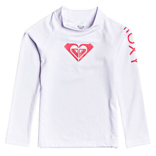 Maillot dermoprotecteur Whole Hearted pour filles [3-6]