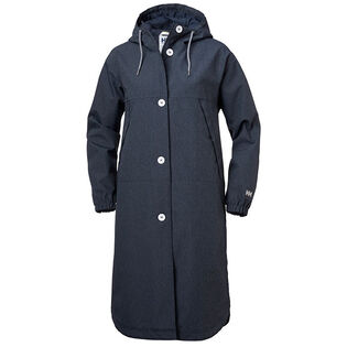 Women's JPN Long Rain Coat