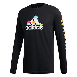 Men's Athletics Graphics Long Sleeve T-Shirt