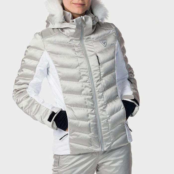 Women's Rapide Silver Jacket