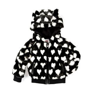 Girls' [2-10] Luna Hoodie Jacket