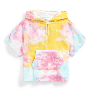 Baby Girls' [9-24M] Tie-Dye Terry Cover-Up