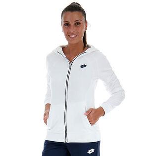 Women's Team Sweat Hooded Jacket