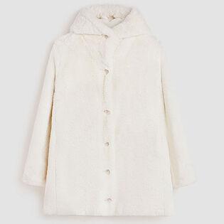 Women's Reversible Faux Fur Coat