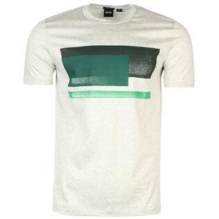 T-shirt Geo Print pour hommes