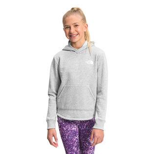 Junior Girls' [7-20] Camp Fleece Pullover Hoodie