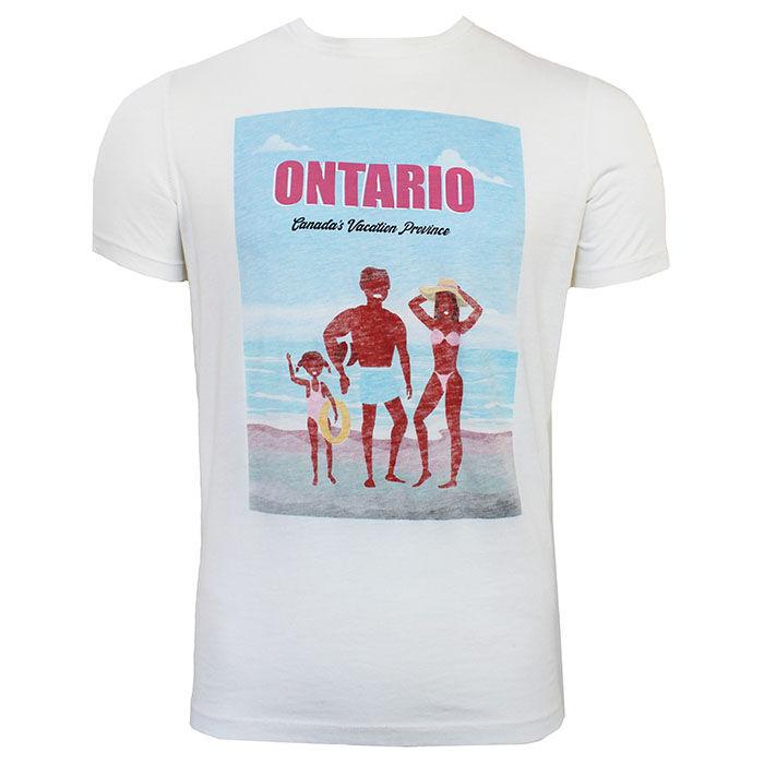 Men's Postcard T-Shirt