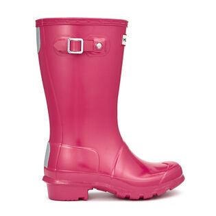 Juniors' [13-4] Original Gloss Rain Boot