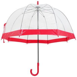 Birdcage Clear Umbrella