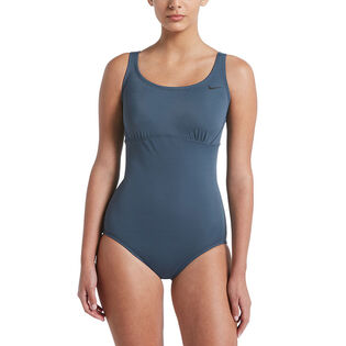 Women's Solid Epic Racerback One-Piece Swimsuit