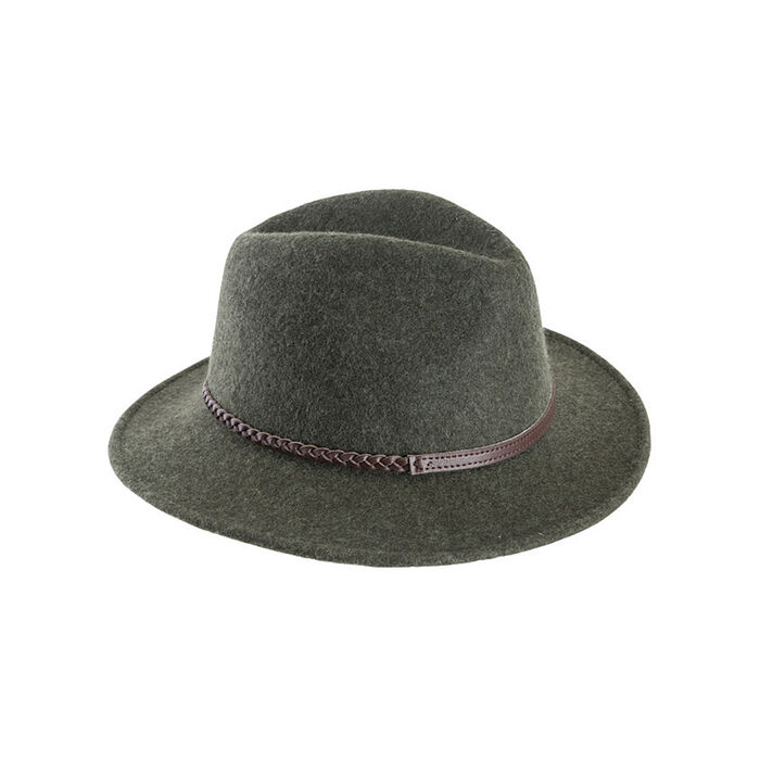 Chapeau fedora Tack pour femmes