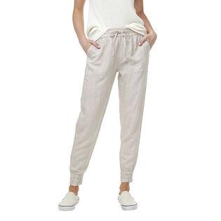 Women's Linen Thruline Pant