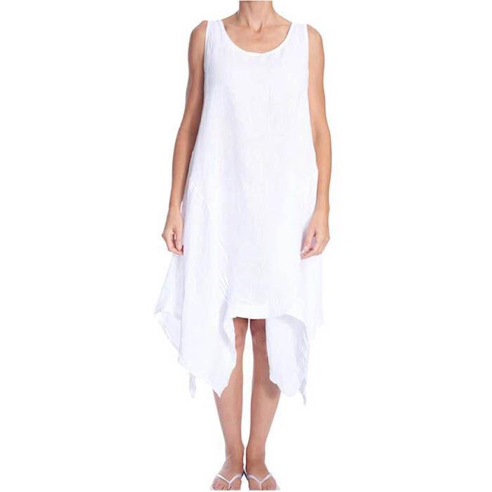 Women's Asymmetric Tank Dress