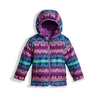 Girls' [2-6] Reversible Mossbud Swirl Jacket