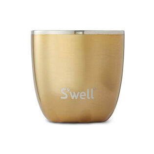 Yellow Gold Tumbler (10 Oz)