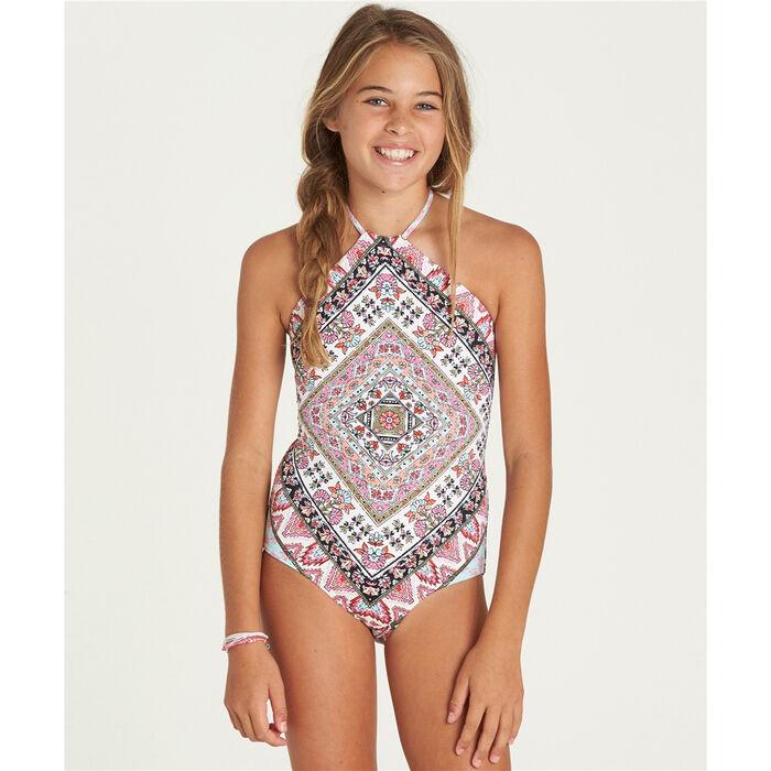bb521e78f Junior Girls' [6-14] Moon Tribe One-Piece Swimsuit | Billabong ...