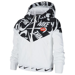 Junior Girls' [7-16] Swoosh Windrunner Jacket