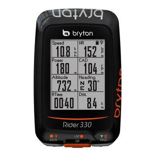 Rider 330E GPS Cycling Computer