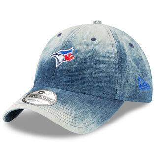Men's Toronto Blue Jays Distressed Denim Adjustable Cap