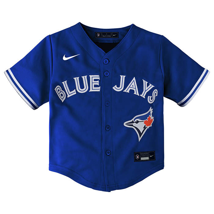 Babies' [12-18M] Toronto Blue Jays Alternate Replica Jersey