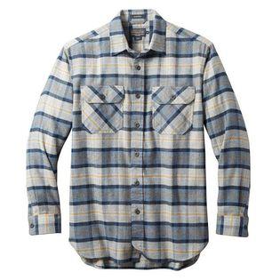 Men's Super-Soft Burnside Flannel Shirt