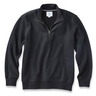 Unisex 1/4-Zip Fleece Sweatshirt