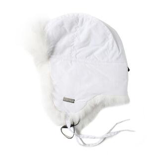 Women's Trapper Hat With Earphones