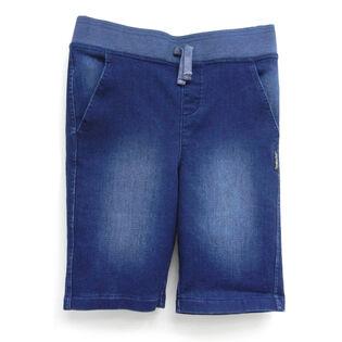 Boys' [4-7] Soft Denim Short