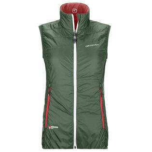 Women's Swisswool® Piz Grisch Reversible Vest