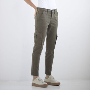 Women's High Rise Cargo Safari Pant