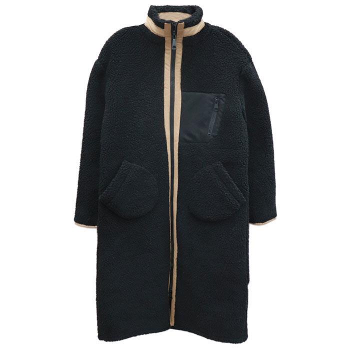 Women's Long Sherpa Jacket