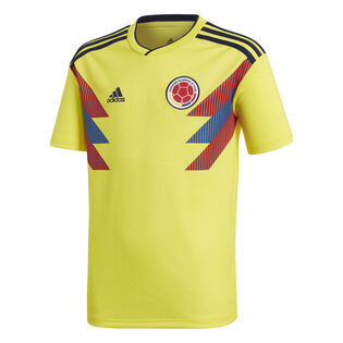 Juniors' [8-16] Colombia Home Replica Jersey