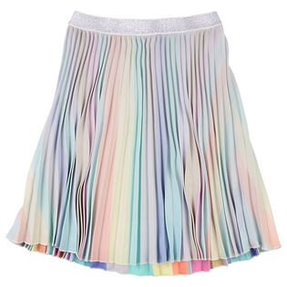 Girls' [4-5] Multicolour Pleated Skirt