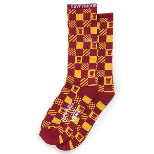 Men's Gryffindor Crew Sock (Large)