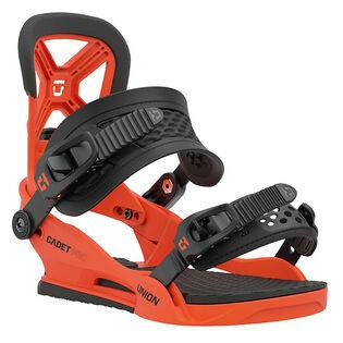 Juniors' Cadet Pro Snowboard Binding [2021]
