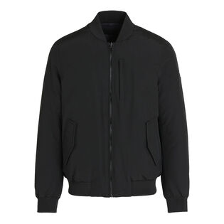 Men's Camo Reversible Bomber Jacket
