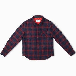 Men's Lenado Plaid Quilted Shirt