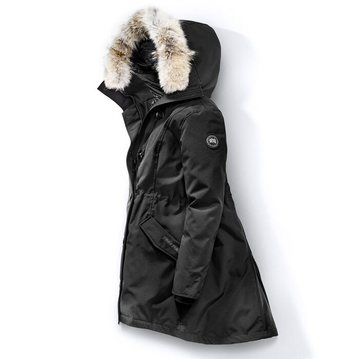 Canada Goose Black Label Women s Rossclair Parka cceb94506973