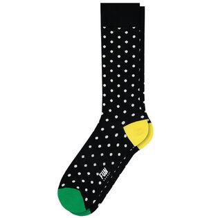 Men's Micro Dot Sock