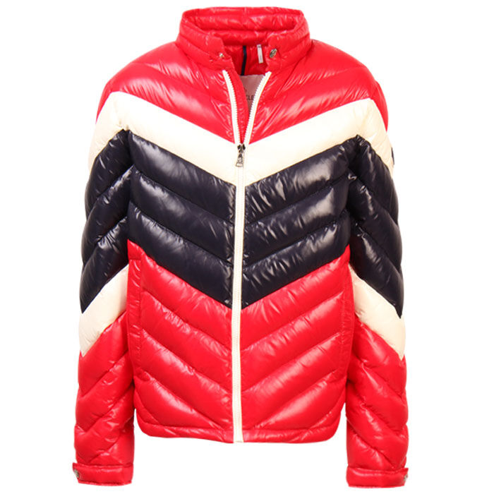 Junior Boys' [8-14] Chevron Moto Jacket