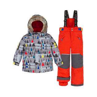 Boys' [2-6] Forest Exploration Two-Piece Snowsuit