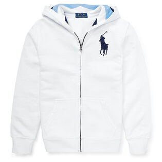 823d734195 Junior Boys' [8-20] Cotton French Terry Hoodie Junior Boys' [8-20] Cotton  French Terry Hoodie. Ralph Lauren Childrenswear