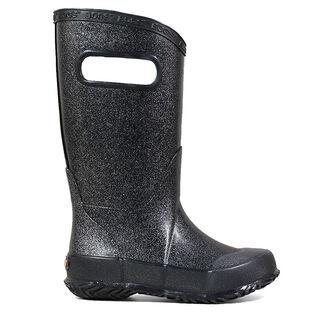 Juniors' [11-6] Glitter Rain Boot