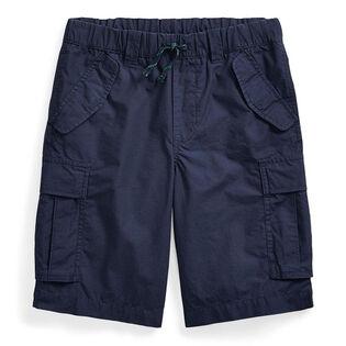 Short cargo en coton antidéchirure pour garçons juniors [8-20]