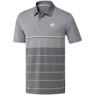 Men's Ultimate 365 Heathered Stripe Polo