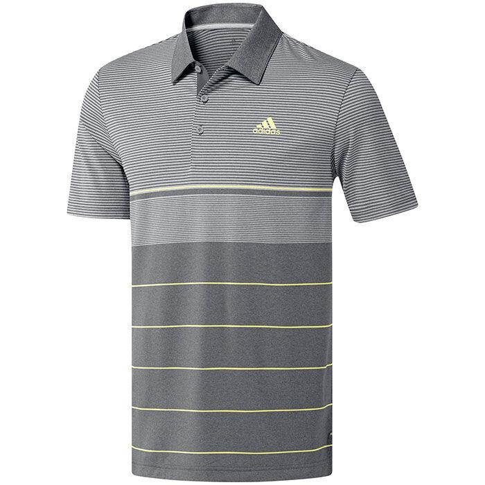 Men's Ultimate 365 Heathered Stripe Polo