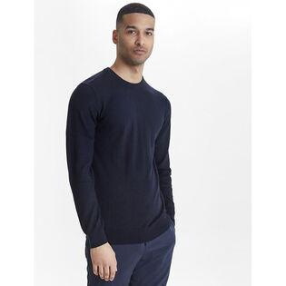 Men's Basic Crew Sweater