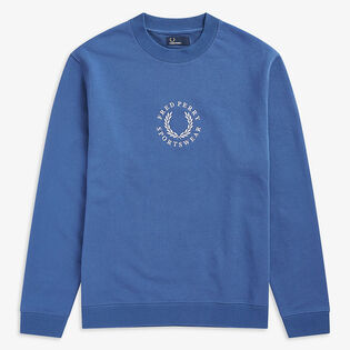 Men's Archive Embroidery Sweatshirt