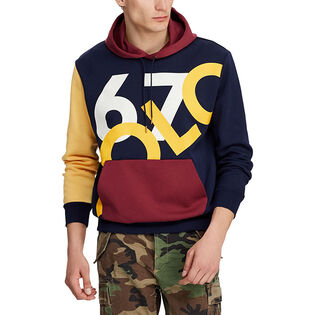 Men's Double-Knit Graphic Hoodie